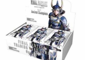 FINAL FANTASY TRADING CARD GAME OpusXブースターパック いにしえの戦士たち Ancient Champions