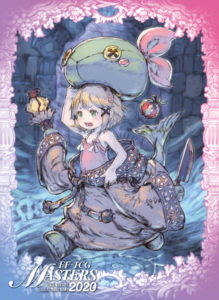 FINAL FANTASY Trading Cardgame MASTERS 2020_参加賞